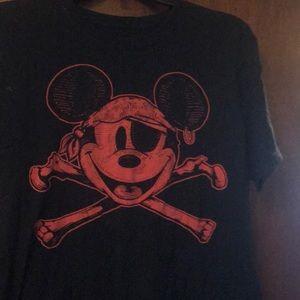 Pirate Mickey tee